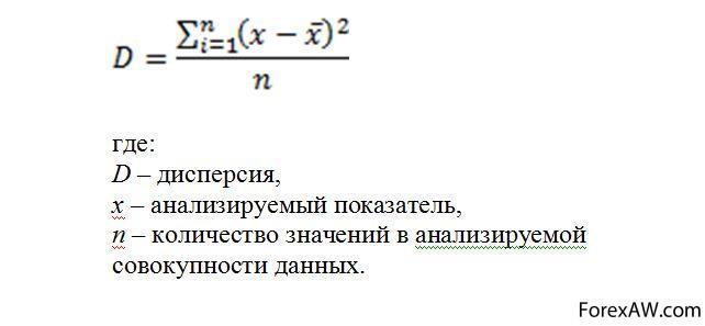 Расчет математическое ожидание реферат 9604