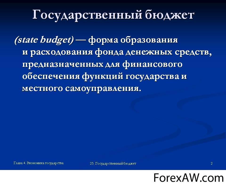предоставление государственных кредитов иностранным государствам