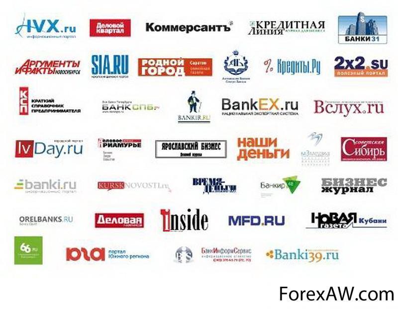 Вознесению, картинка с логотипами банков