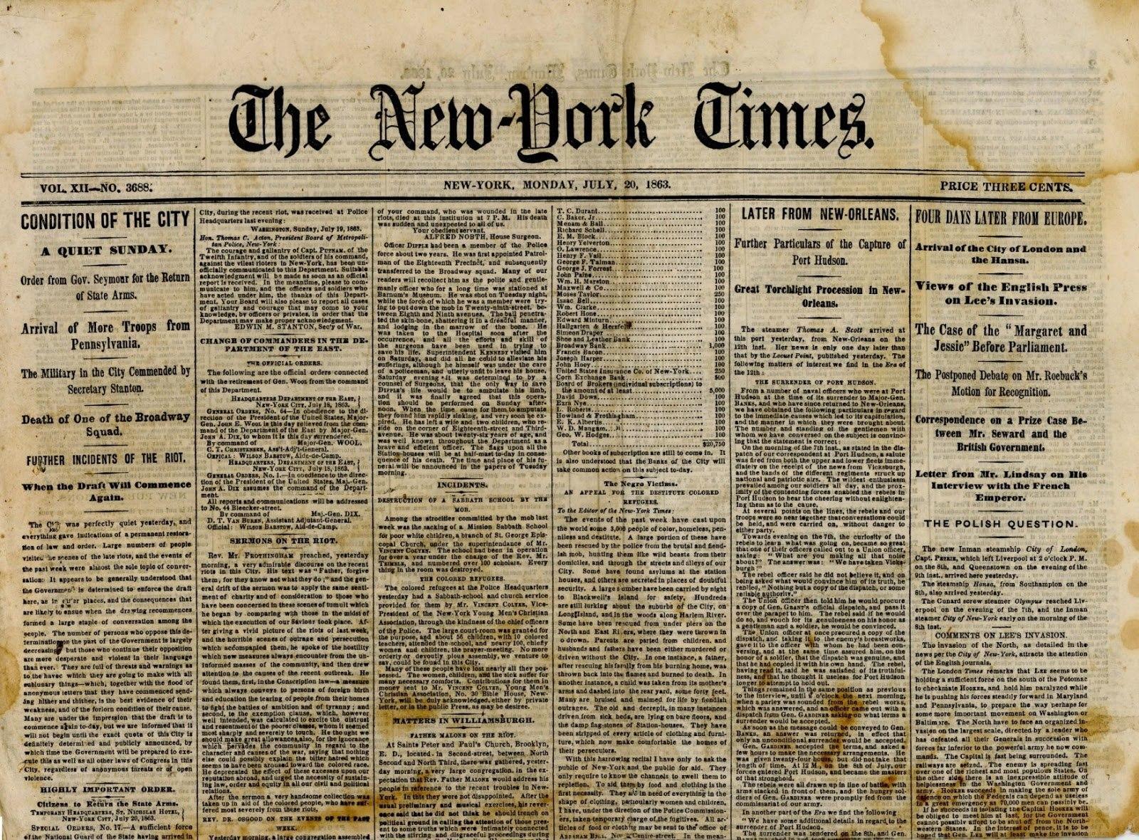 нью йорк таймс на русском языке официальный сайт